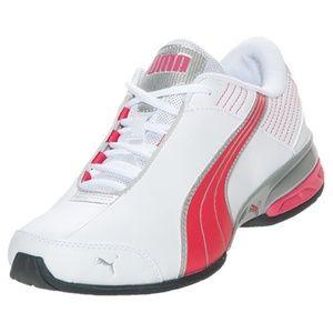 Creative Puma Women's Running Shoes Pink Size 7